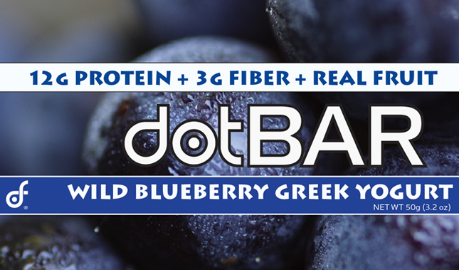 Wild Blueberry Greek Yogurt