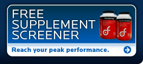 Supplement Screener