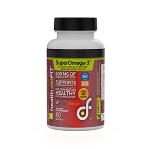 Super Omega 3 Fish Oil 60 count